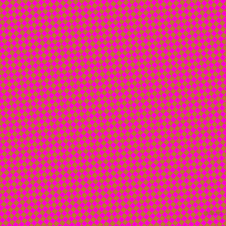 51/141 degree angle diagonal checkered chequered squares checker pattern checkers background, 9 pixel squares size, , Meteor and Hot Magenta checkers chequered checkered squares seamless tileable