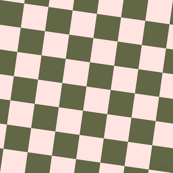 82/172 degree angle diagonal checkered chequered squares checker pattern checkers background, 82 pixel square size, , Misty Rose and Woodland checkers chequered checkered squares seamless tileable
