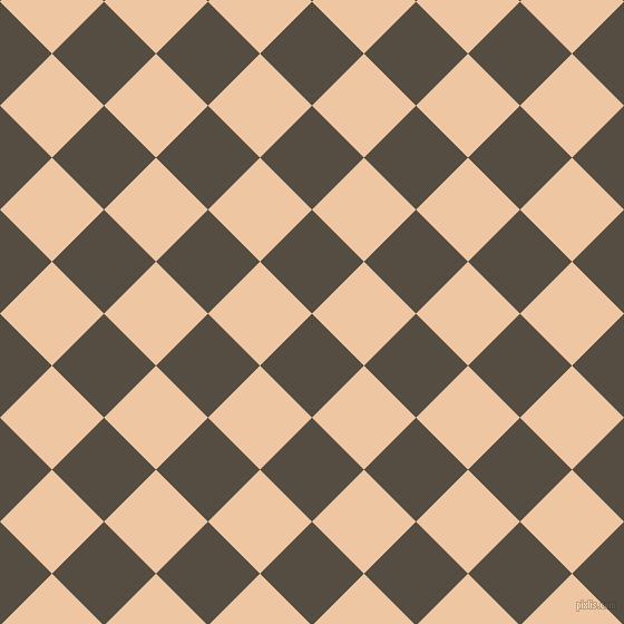 45/135 degree angle diagonal checkered chequered squares checker pattern checkers background, 66 pixel squares size, , Mondo and Negroni checkers chequered checkered squares seamless tileable