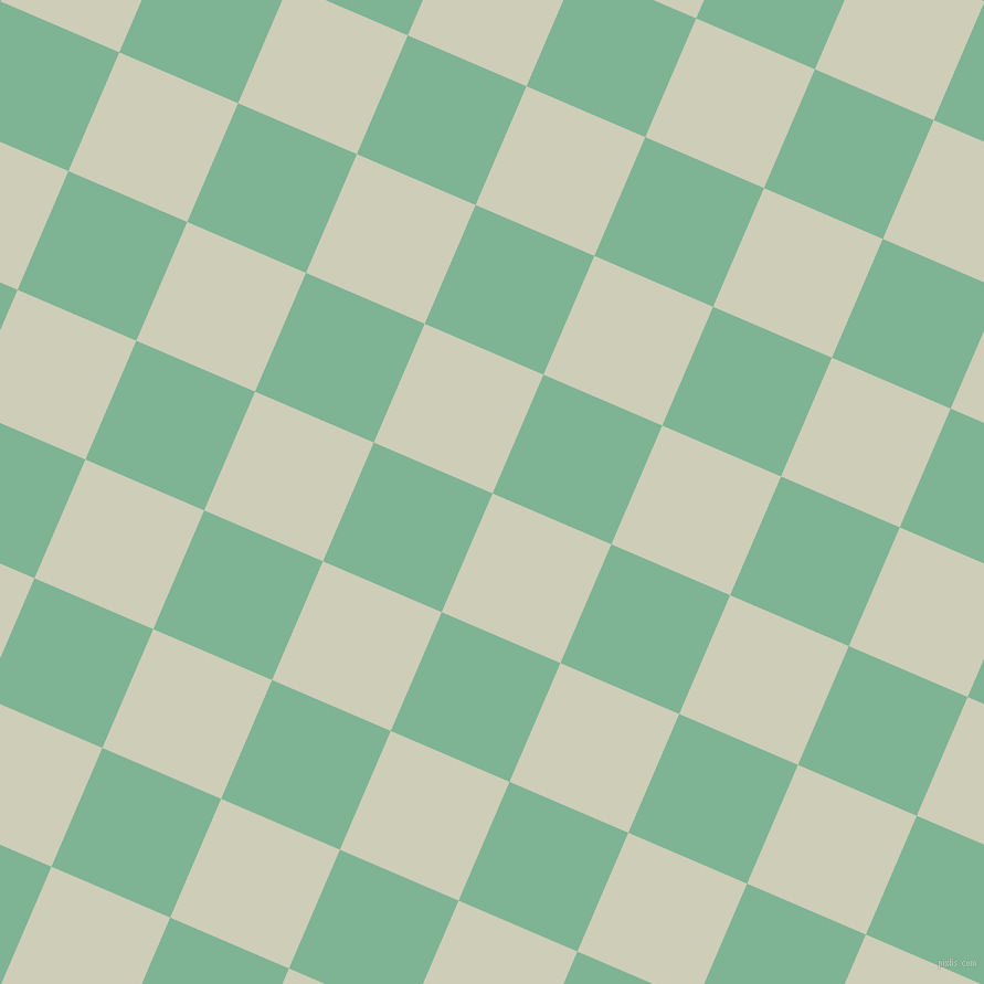 67/157 degree angle diagonal checkered chequered squares checker pattern checkers background, 117 pixel square size, , Moon Mist and Padua checkers chequered checkered squares seamless tileable