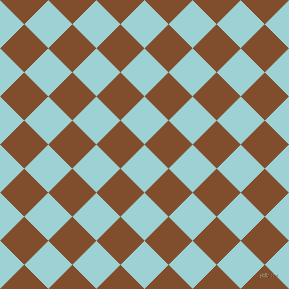 45/135 degree angle diagonal checkered chequered squares checker pattern checkers background, 68 pixel square size, , Morning Glory and Korma checkers chequered checkered squares seamless tileable