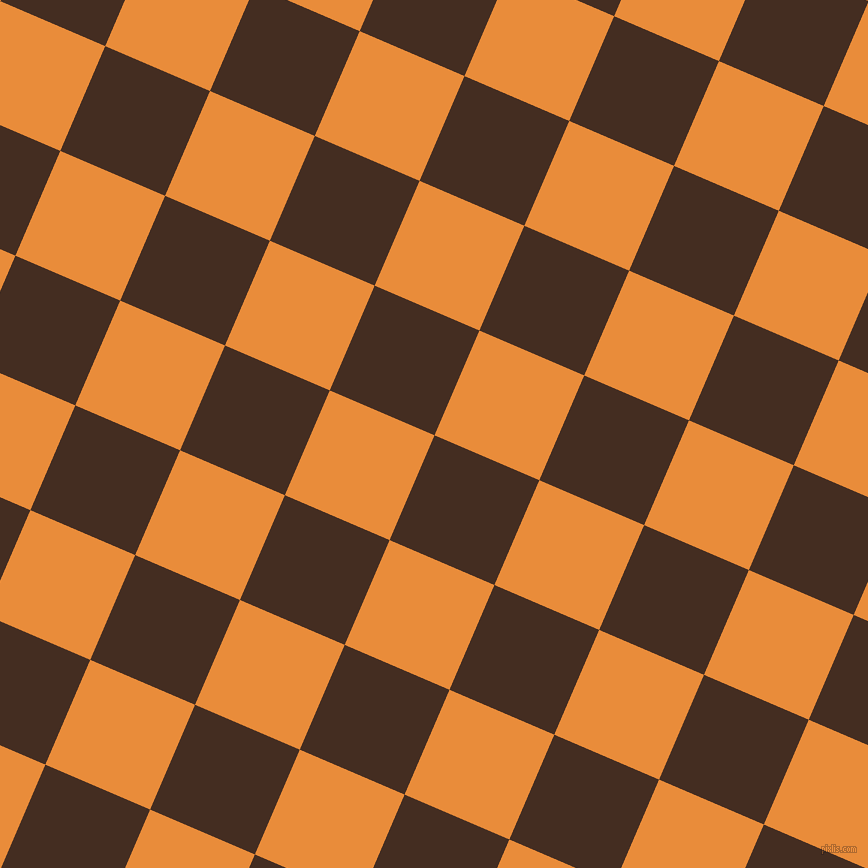 67/157 degree angle diagonal checkered chequered squares checker pattern checkers background, 114 pixel squares size, , Morocco Brown and California checkers chequered checkered squares seamless tileable