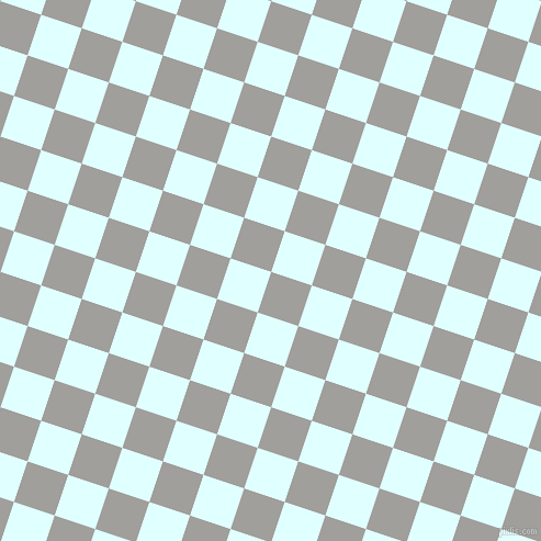 72/162 degree angle diagonal checkered chequered squares checker pattern checkers background, 39 pixel squares size, , Mountain Mist and Light Cyan checkers chequered checkered squares seamless tileable