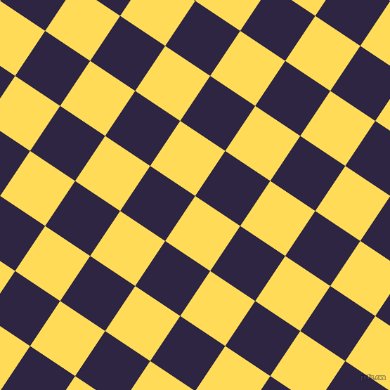 56/146 degree angle diagonal checkered chequered squares checker pattern checkers background, 77 pixel squares size, , Mustard and Tolopea checkers chequered checkered squares seamless tileable