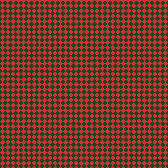 45/135 degree angle diagonal checkered chequered squares checker pattern checkers background, 12 pixel square size, , Myrtle and Mahogany checkers chequered checkered squares seamless tileable