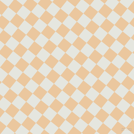 51/141 degree angle diagonal checkered chequered squares checker pattern checkers background, 36 pixel square size, , New Tan and Black Squeeze checkers chequered checkered squares seamless tileable