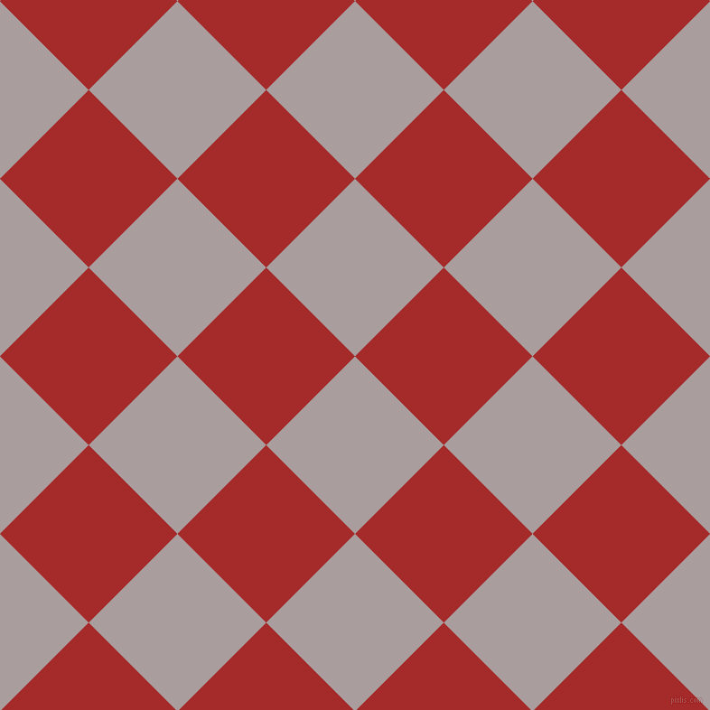 45/135 degree angle diagonal checkered chequered squares checker pattern checkers background, 139 pixel squares size, Nobel and Brown checkers chequered checkered squares seamless tileable