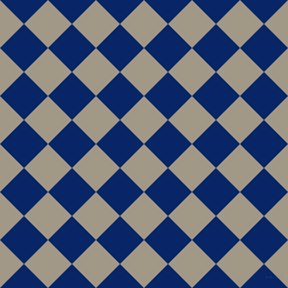 45/135 degree angle diagonal checkered chequered squares checker pattern checkers background, 68 pixel squares size, , Nomad and Sapphire checkers chequered checkered squares seamless tileable