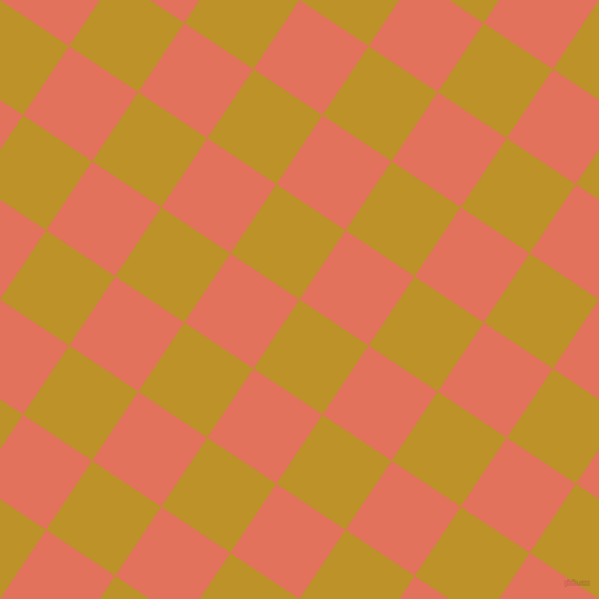 56/146 degree angle diagonal checkered chequered squares checker pattern checkers background, 118 pixel squares size, , Nugget and Terra Cotta checkers chequered checkered squares seamless tileable