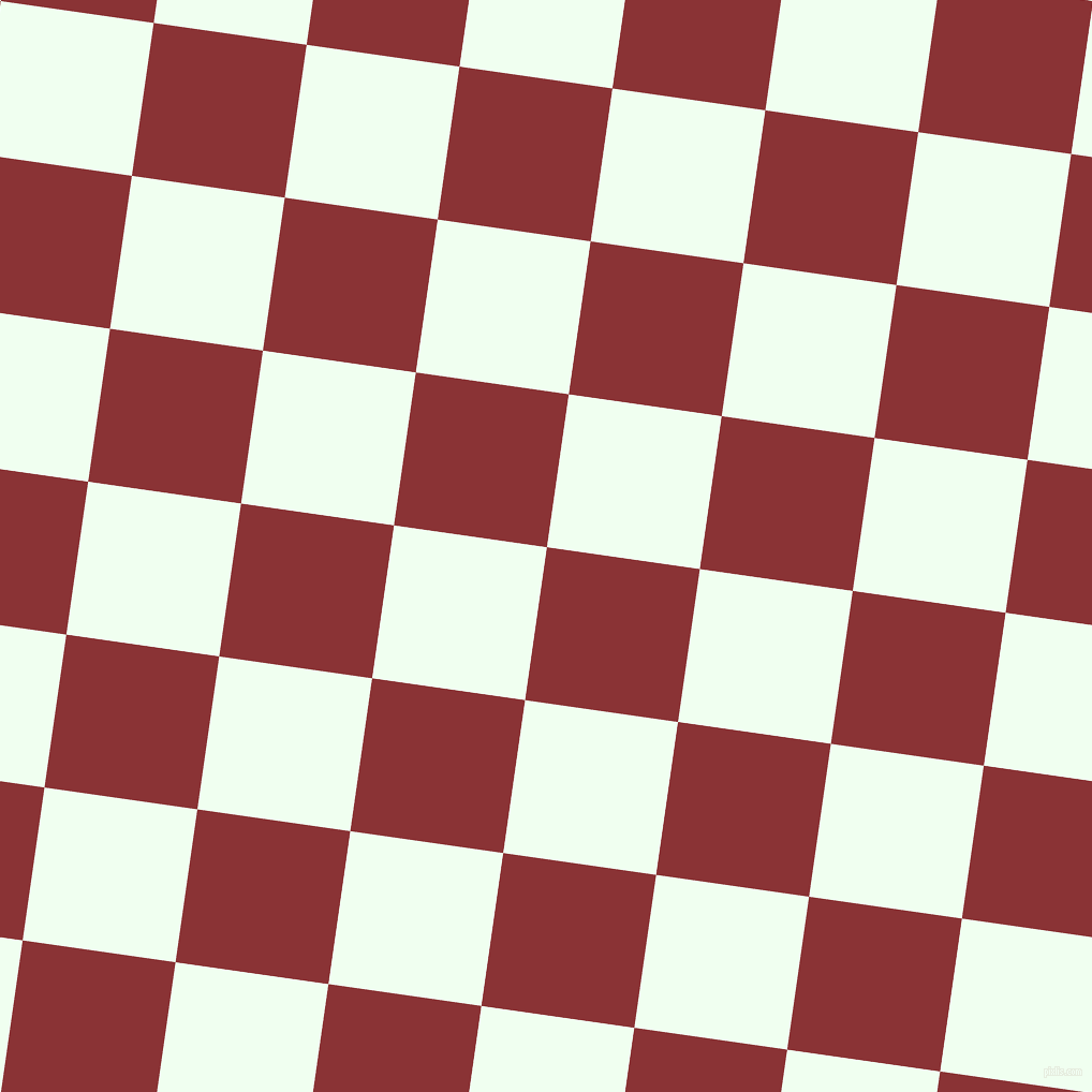 82/172 degree angle diagonal checkered chequered squares checker pattern checkers background, 144 pixel squares size, , Old Brick and Honeydew checkers chequered checkered squares seamless tileable
