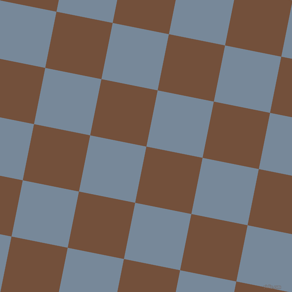 79/169 degree angle diagonal checkered chequered squares checker pattern checkers background, 116 pixel square size, , Old Copper and Light Slate Grey checkers chequered checkered squares seamless tileable
