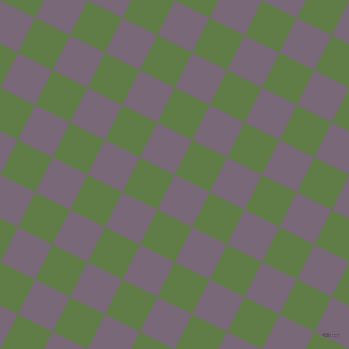 63/153 degree angle diagonal checkered chequered squares checker pattern checkers background, 77 pixel square size, , Old Lavender and Dingley checkers chequered checkered squares seamless tileable