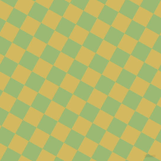 61/151 degree angle diagonal checkered chequered squares checker pattern checkers background, 53 pixel squares size, , Olivine and Tacha checkers chequered checkered squares seamless tileable