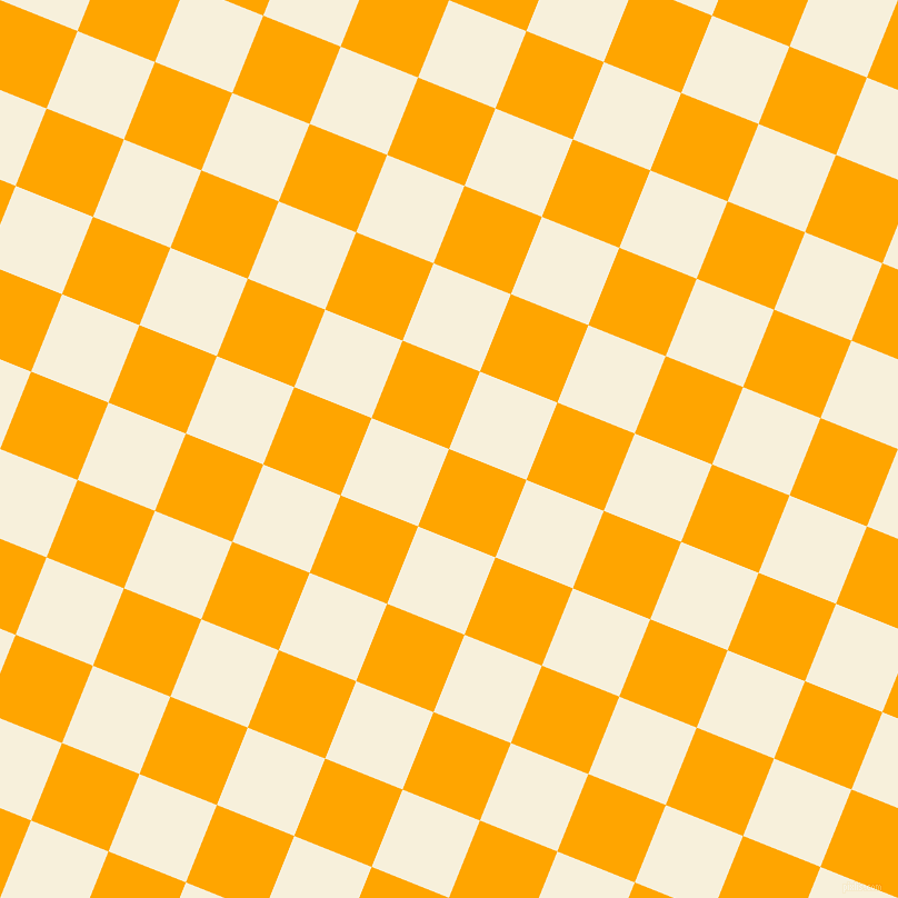 68/158 degree angle diagonal checkered chequered squares checker pattern checkers background, 75 pixel squares size, , Orange and Apricot White checkers chequered checkered squares seamless tileable