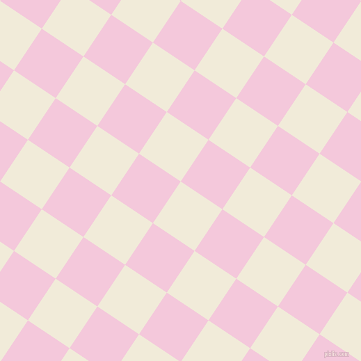 56/146 degree angle diagonal checkered chequered squares checker pattern checkers background, 72 pixel squares size, , Orchid White and Classic Rose checkers chequered checkered squares seamless tileable