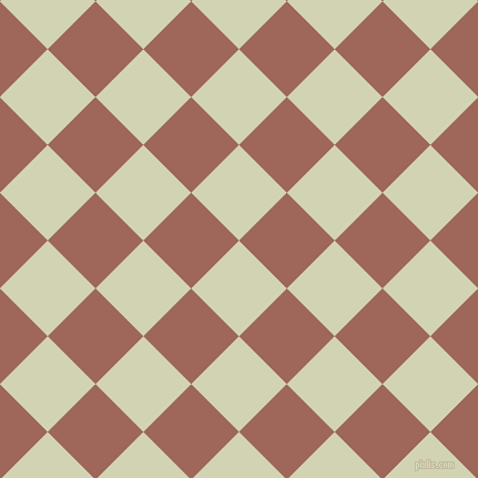 45/135 degree angle diagonal checkered chequered squares checker pattern checkers background, 61 pixel square size, , Orinoco and Au Chico checkers chequered checkered squares seamless tileable