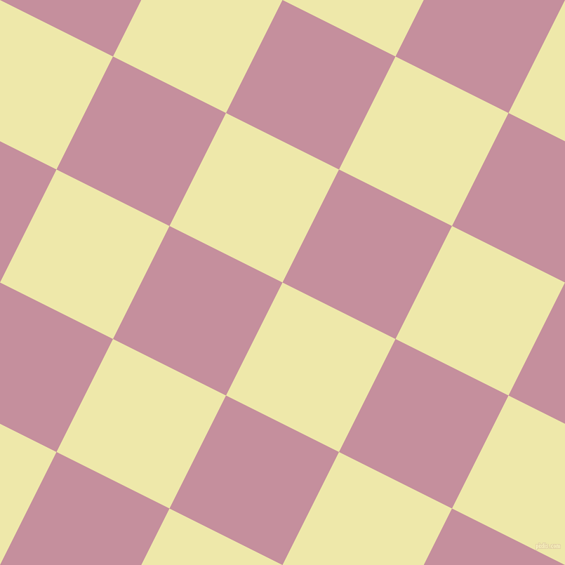 63/153 degree angle diagonal checkered chequered squares checker pattern checkers background, 180 pixel squares size, , Pale Goldenrod and Viola checkers chequered checkered squares seamless tileable