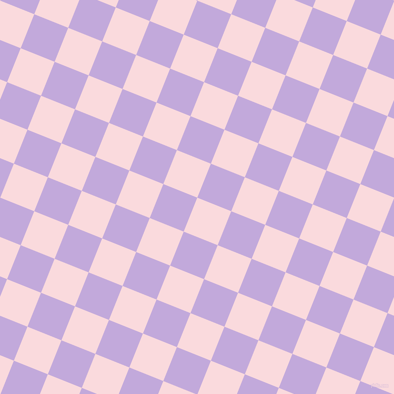 68/158 degree angle diagonal checkered chequered squares checker pattern checkers background, 74 pixel square size, , Pale Pink and Perfume checkers chequered checkered squares seamless tileable