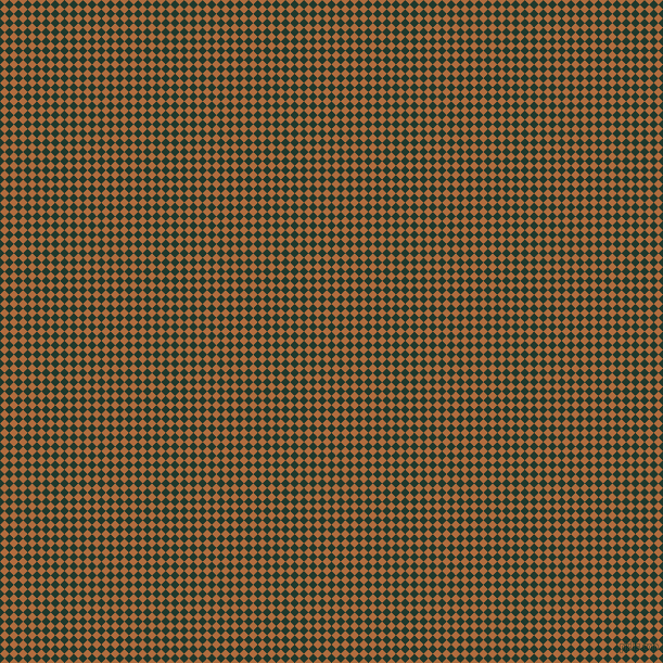 45/135 degree angle diagonal checkered chequered squares checker pattern checkers background, 6 pixel squares size, , Palm Green and Bourbon checkers chequered checkered squares seamless tileable