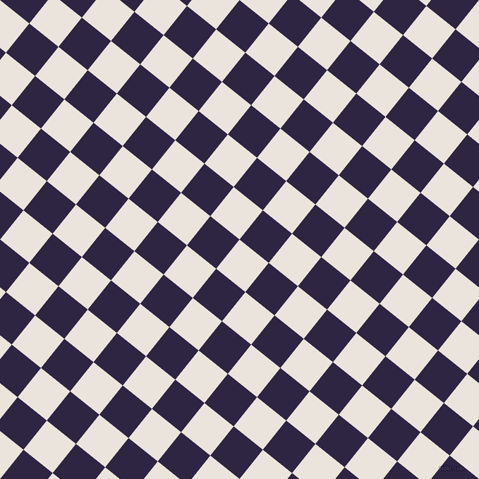 51/141 degree angle diagonal checkered chequered squares checker pattern checkers background, 53 pixel square size, , Pampas and Tolopea checkers chequered checkered squares seamless tileable