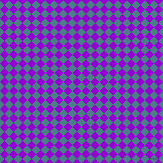 45/135 degree angle diagonal checkered chequered squares checker pattern checkers background, 22 pixel squares size, , Paradiso and Dark Violet checkers chequered checkered squares seamless tileable