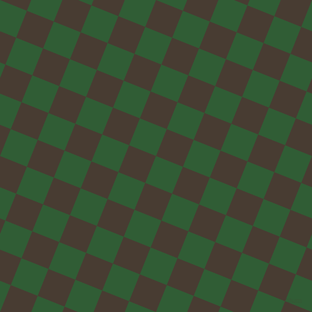 68/158 degree angle diagonal checkered chequered squares checker pattern checkers background, 57 pixel squares size, , Parsley and Taupe checkers chequered checkered squares seamless tileable
