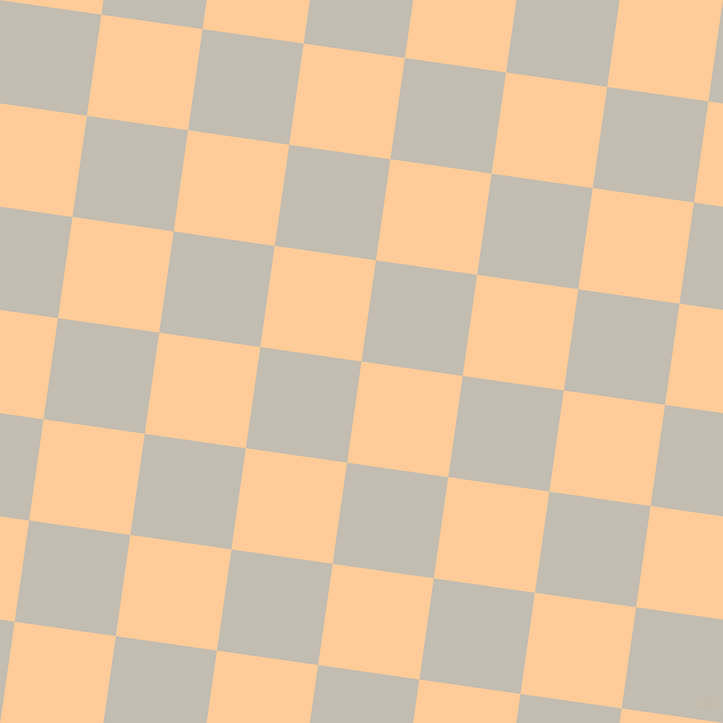 82/172 degree angle diagonal checkered chequered squares checker pattern checkers background, 148 pixel squares size, , Peach-Orange and Cloud checkers chequered checkered squares seamless tileable