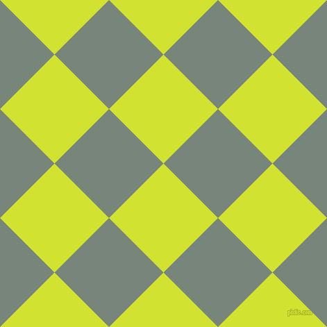 45/135 degree angle diagonal checkered chequered squares checker pattern checkers background, 111 pixel square size, , Pear and Blue Smoke checkers chequered checkered squares seamless tileable