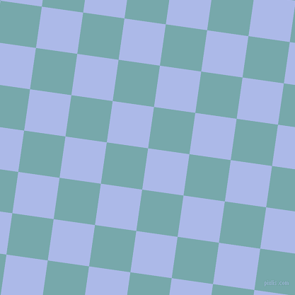 82/172 degree angle diagonal checkered chequered squares checker pattern checkers background, 59 pixel square size, Perano and Neptune checkers chequered checkered squares seamless tileable