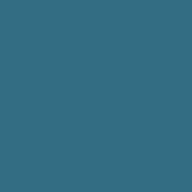 56/146 degree angle diagonal checkered chequered squares checker pattern checkers background, 2 pixel squares size, , Persian Blue and Fruit Salad checkers chequered checkered squares seamless tileable