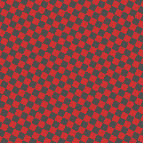 63/153 degree angle diagonal checkered chequered squares checker pattern checkers background, 22 pixel square size, , Persian Red and Ship Grey checkers chequered checkered squares seamless tileable