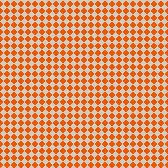 45/135 degree angle diagonal checkered chequered squares checker pattern checkers background, 16 pixel squares size, Persimmon and Harp checkers chequered checkered squares seamless tileable