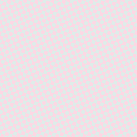 67/157 degree angle diagonal checkered chequered squares checker pattern checkers background, 12 pixel squares size, , Pig Pink and Tranquil checkers chequered checkered squares seamless tileable