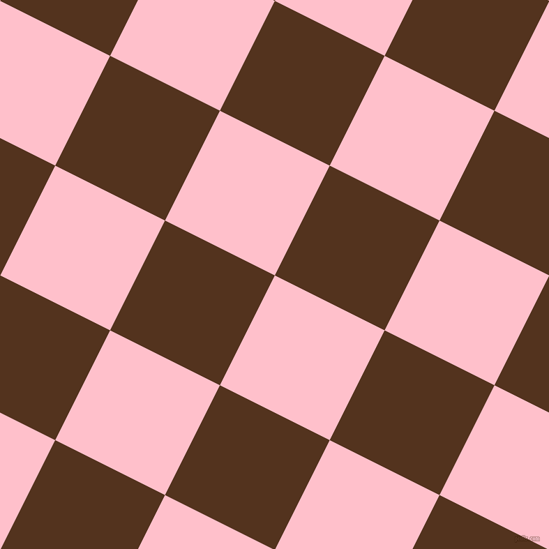 63/153 degree angle diagonal checkered chequered squares checker pattern checkers background, 176 pixel squares size, , Pink and Brown Bramble checkers chequered checkered squares seamless tileable