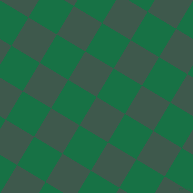 59/149 degree angle diagonal checkered chequered squares checker pattern checkers background, 112 pixel square size, , Plantation and Dark Spring Green checkers chequered checkered squares seamless tileable