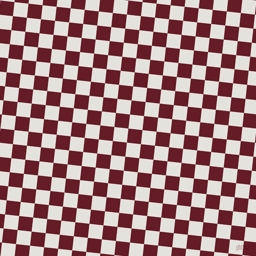 84/174 degree angle diagonal checkered chequered squares checker pattern checkers background, 28 pixel squares size, , Pohutukawa and Wan White checkers chequered checkered squares seamless tileable
