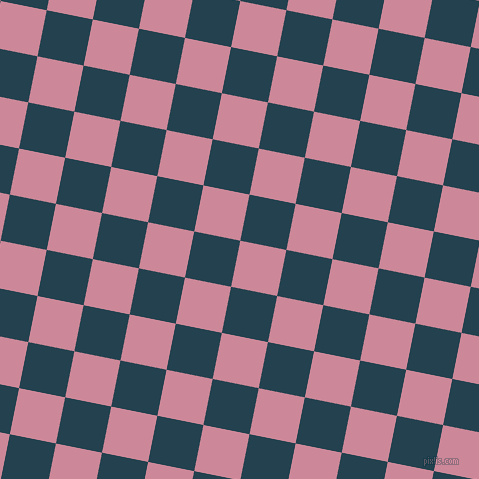 79/169 degree angle diagonal checkered chequered squares checker pattern checkers background, 47 pixel square size, Puce and Green Vogue checkers chequered checkered squares seamless tileable