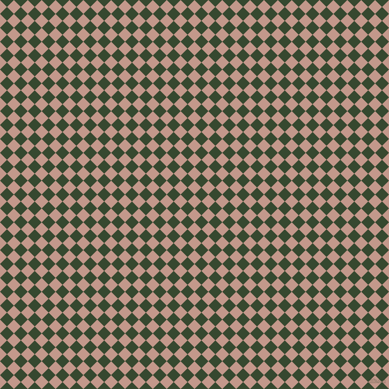 45/135 degree angle diagonal checkered chequered squares checker pattern checkers background, 20 pixel square size, , Quicksand and Palm Leaf checkers chequered checkered squares seamless tileable