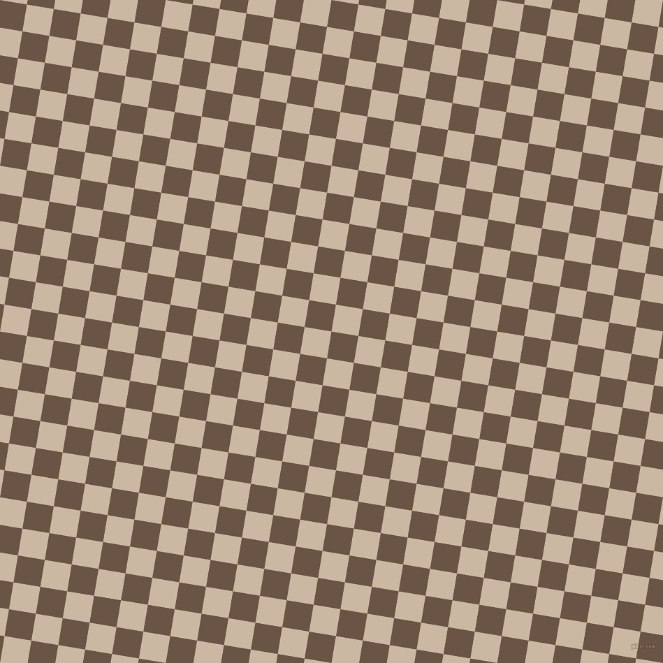 81/171 degree angle diagonal checkered chequered squares checker pattern checkers background, 39 pixel square size, , Quincy and Grain Brown checkers chequered checkered squares seamless tileable