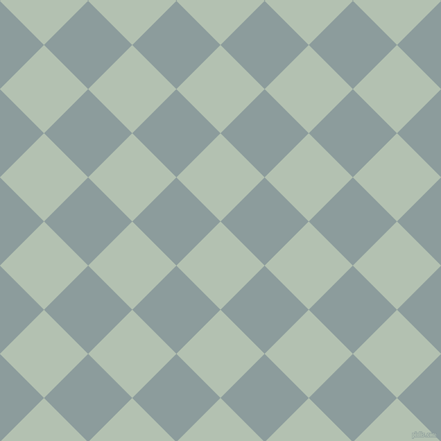 45/135 degree angle diagonal checkered chequered squares checker pattern checkers background, 90 pixel squares size, , Rainee and Submarine checkers chequered checkered squares seamless tileable