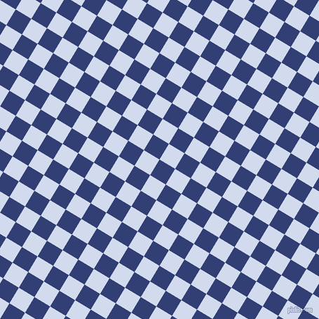 59/149 degree angle diagonal checkered chequered squares checker pattern checkers background, 26 pixel square size, Resolution Blue and Hawkes Blue checkers chequered checkered squares seamless tileable