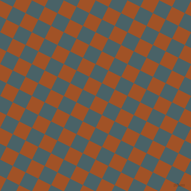 63/153 degree angle diagonal checkered chequered squares checker pattern checkers background, 46 pixel squares size, , Rich Gold and Smalt Blue checkers chequered checkered squares seamless tileable