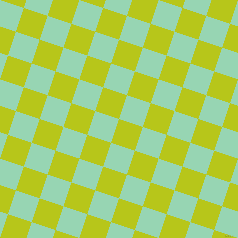 72/162 degree angle diagonal checkered chequered squares checker pattern checkers background, 86 pixel square size, , Rio Grande and Vista Blue checkers chequered checkered squares seamless tileable