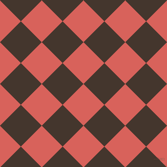 45/135 degree angle diagonal checkered chequered squares checker pattern checkers background, 96 pixel squares size, , Roman and Tobago checkers chequered checkered squares seamless tileable