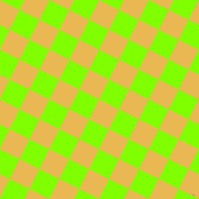 63/153 degree angle diagonal checkered chequered squares checker pattern checkers background, 75 pixel square size, , Ronchi and Chartreuse checkers chequered checkered squares seamless tileable