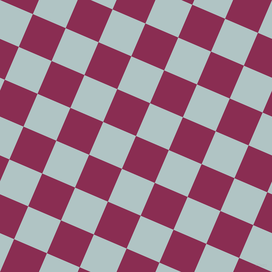 67/157 degree angle diagonal checkered chequered squares checker pattern checkers background, 115 pixel square size, , Rose Bud Cherry and Jungle Mist checkers chequered checkered squares seamless tileable