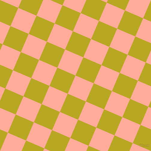 67/157 degree angle diagonal checkered chequered squares checker pattern checkers background, 66 pixel squares size, , Rose Bud and Earls Green checkers chequered checkered squares seamless tileable