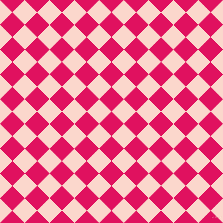 45/135 degree angle diagonal checkered chequered squares checker pattern checkers background, 59 pixel square size, , Ruby and Cinderella checkers chequered checkered squares seamless tileable