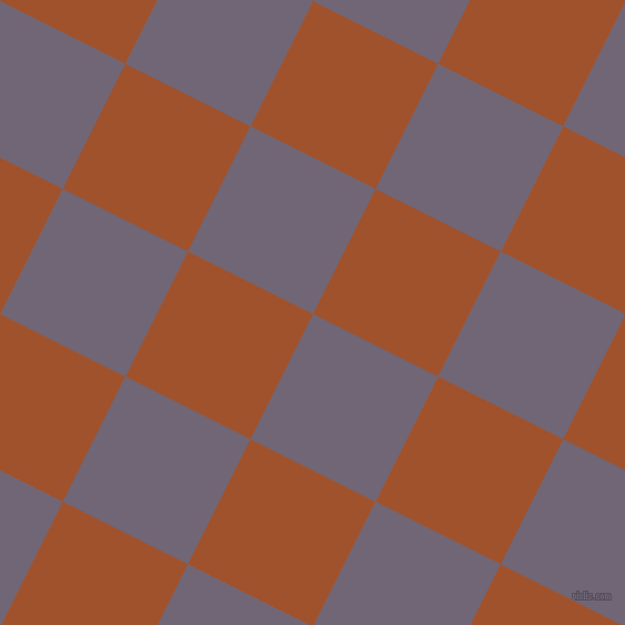63/153 degree angle diagonal checkered chequered squares checker pattern checkers background, 126 pixel square size, , Rum and Sienna checkers chequered checkered squares seamless tileable
