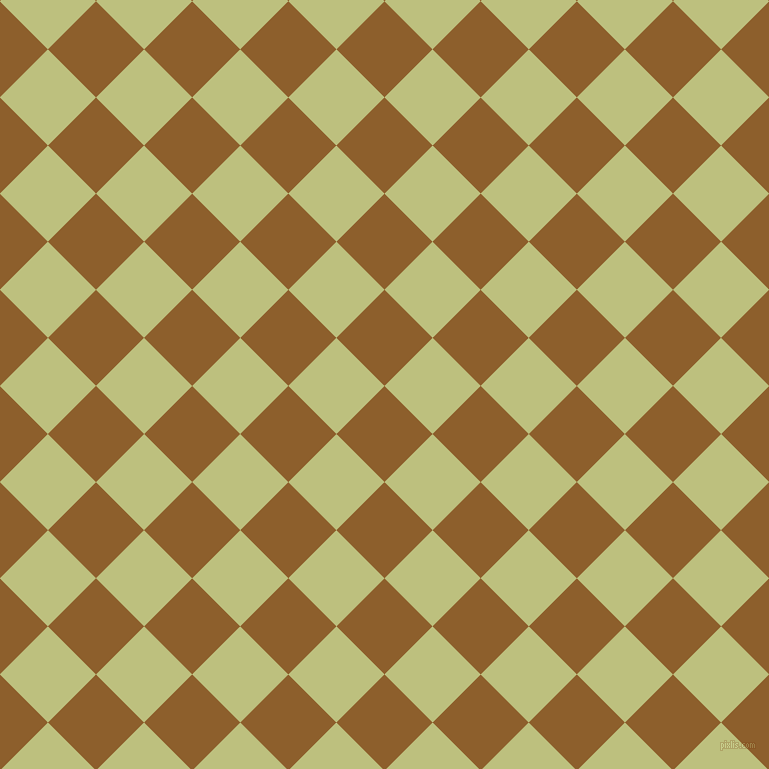 45/135 degree angle diagonal checkered chequered squares checker pattern checkers background, 68 pixel squares size, , Rusty Nail and Pine Glade checkers chequered checkered squares seamless tileable